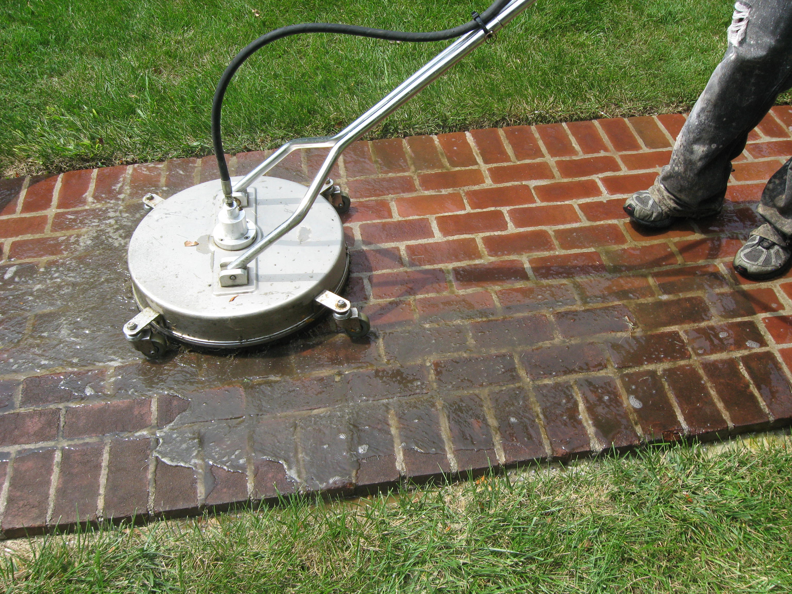 Pressure Washing 101: What You Need To Know - Interior